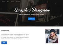 WEBSITE - Graphic Designer