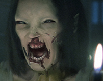 Bloody Marry. Repaint for short movie.