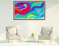 aquarelle corals