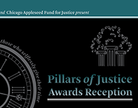 2015 Chicago Appleseed Pillars of Justice Awards
