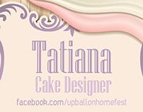 Tatiana Cake Designer