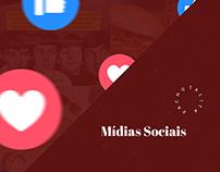 | Mídias Sociais |