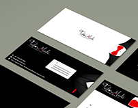 Stationery Branding for TailorMade
