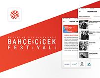 Bahce-Cicek Fest - Mobile App