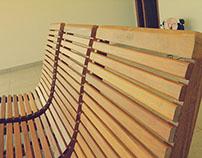 Farm chair - DIY