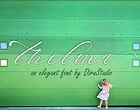 Thelma | Free Font