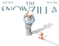 NYC Snowzilla