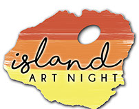 Logo Design - Island Art Night