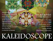 Kaleidoscope Art Exhibit