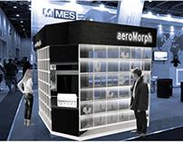 Aeromorph - trade show booth