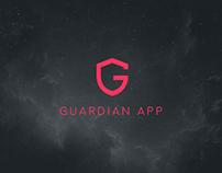 Guardian App design