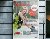 Poster | Faust - Mirto Argiropoulou