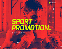 Sport Promo Opener | After Effects Template