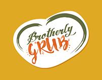 Brotherly Grub Logo & Food Truck design
