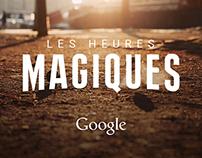 Google - Les Heures Magiques