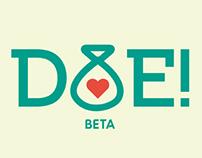 DOE! - Aplicativo para doações