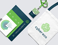 Cyber Eco | Branding and Interactive