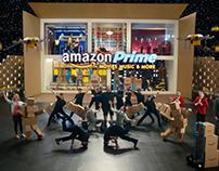 """""""More to Prime"""" Amazon Prime Broadcast T.V. spot"""
