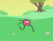 Tivi - Spine 2D Animation