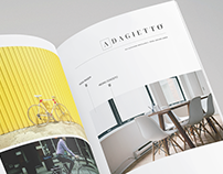 Adagietto Rebranding