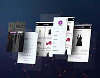 E-Commerce Mobile UI Design