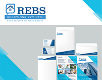 Corporate Identity - REBS Solution Pvt. Ltd.