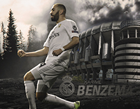 WALLPAPER FOR KARIME BENZEMA