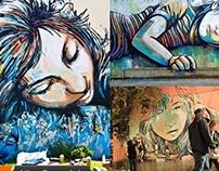 15 Stunning Street Art from Italian Artist Alice Pasqui