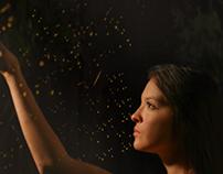 Dentro de mí: contemplo las estrellas