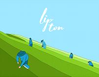 Lipton Tea - Rebranding