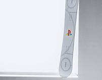 Original PlayStation Snowboard