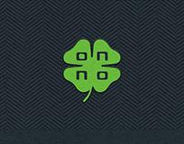 Дизайн визиток для компании «ON NO»