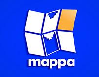 Logo revamp for Mappa