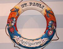 Rettungsring / St. Pauli - Apfelgarten
