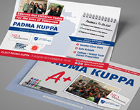 Padma Kuppa Campaign Mailers & Promotion