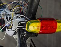 Luz Señalizadora Bicicletas // Arduino