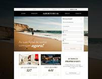 Golden Villas Website