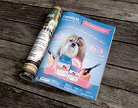 Anúncio PremieR pet   Dermacare