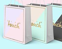 Glam Touch · Branding