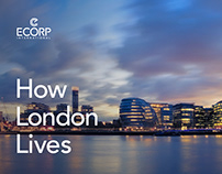 Life in London - Brochure Design