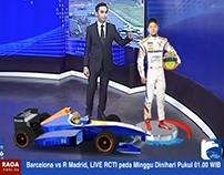 Immersive Graphics Formula 1 - Rio Haryanto