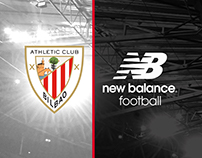 Athletic Bilbao 17 - 18 Away Kit Launch Key Art