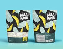 BABANANA Banana Chips [PACKAGING]