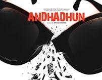 ANDHADHUN teaser poster