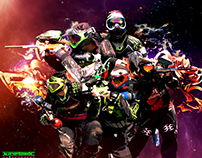 Orlando Kryptonite Paintball