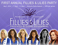 Fillies & Lilies Party