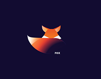 Fox - Logo Animal II