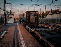Bahnhof Mainz-Bischofsheim