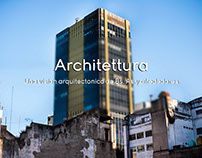 Architettura| Proyecto arquitectónico de Bs. as.