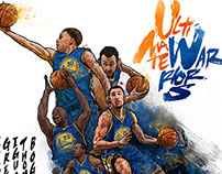 ULTIMATE WARRIORS _ 2015 NBA FINALS